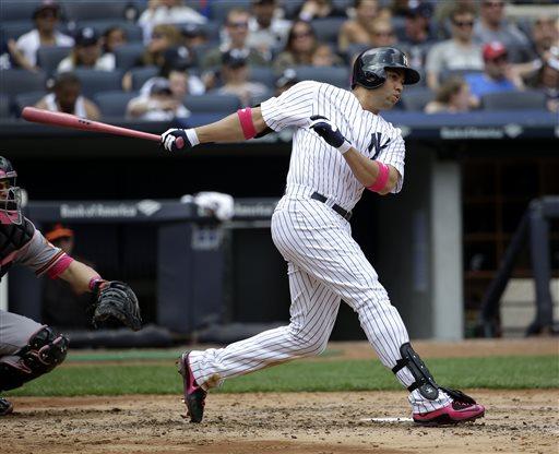 Is Beltran's hot streak for real? (AP Photo/Seth Wenig)