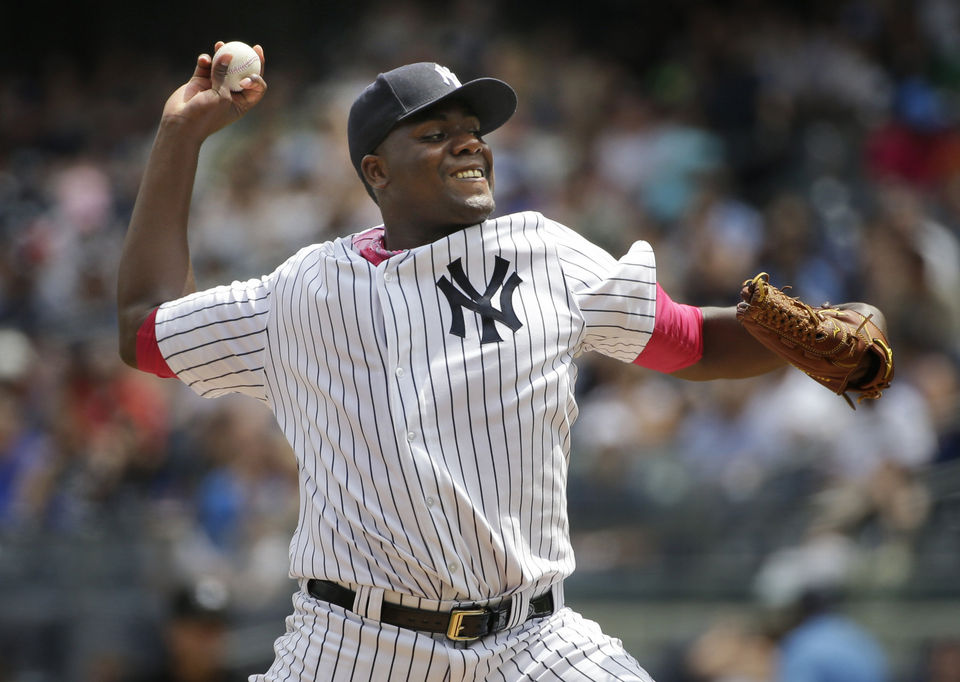 Can we just give him the Cy Young today? (AP Photo)
