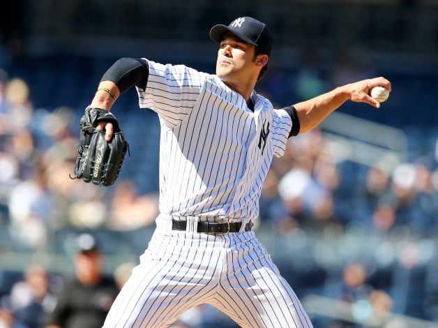 Garrett Jones: Yankees new sixth starter? (Elsa/Getty Images)
