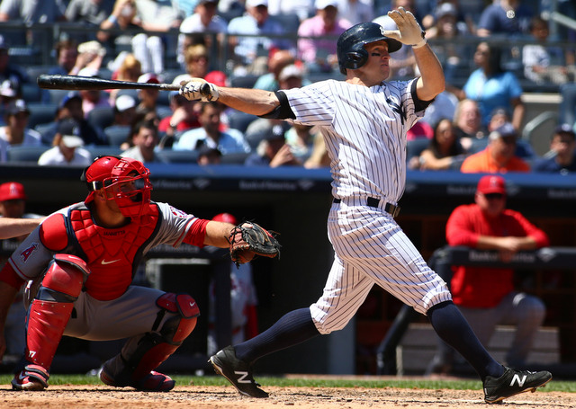 Power hitting left fielder. (Jim McIsaac/Getty)