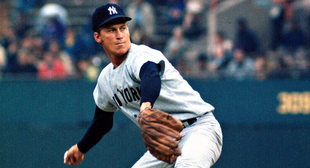 Stottlemyre during his playing days. (Presswire)