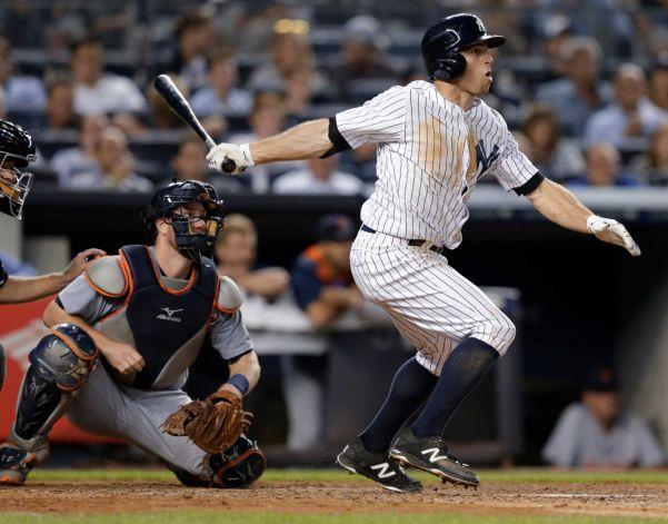 """I'm not a home run hitter."" Really? (AP/Frank Franklin II)"