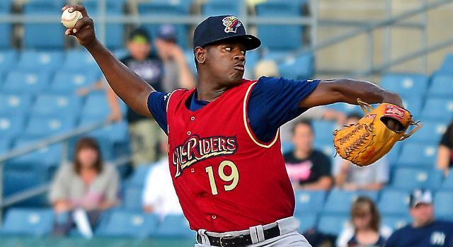 Changeup! (Luis Severino)