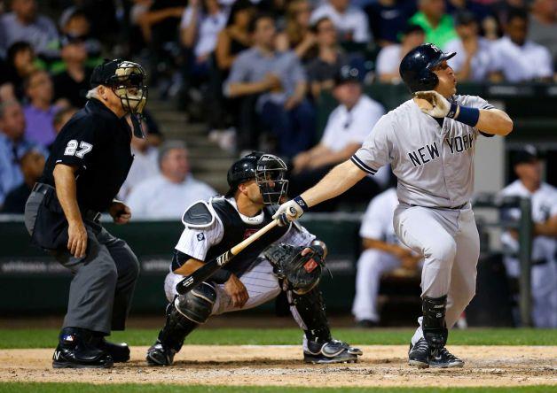 This guy is good at baseball. (Jeff Haynes/AP Photo)