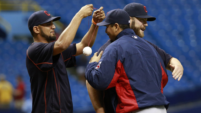 Salazar, Carrasco, and Anderson could all be trade targets. (Presswire)