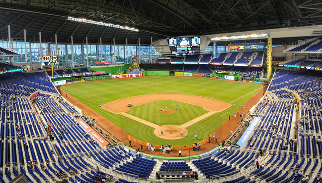Donnie Baseball's new home. (Presswire)