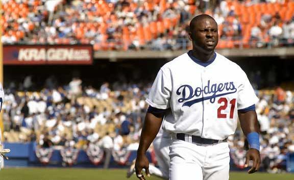 Bradley. (Juan Ocampo/Dodgers)