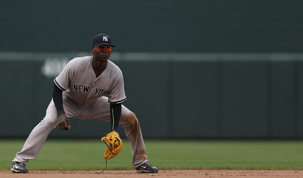 Didi is arbitration-eligible for the first time. (Patrick Smith/Getty)