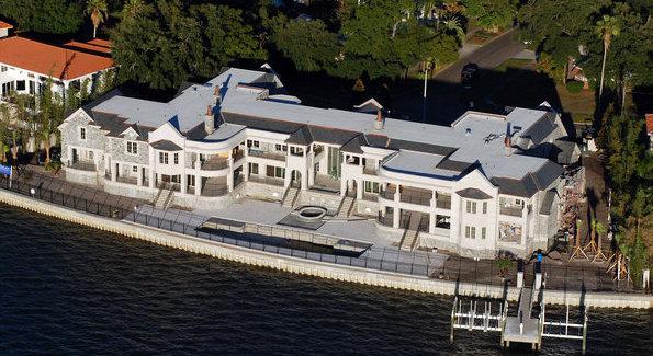 Derek Jeter mansion