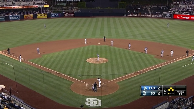 The Dodgers used this shift back in 2014.