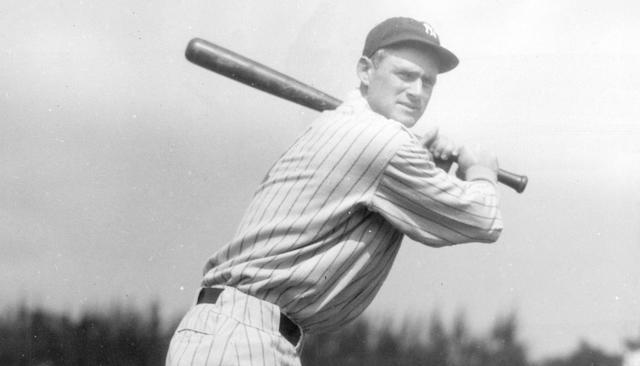 Combs. (National Baseball Hall of Fame.)