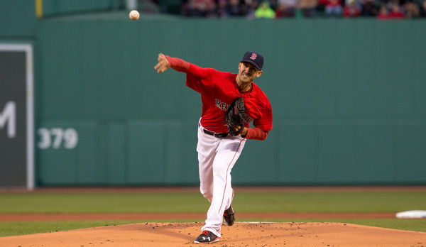Porcello. (Rich Gagnon/Getty)