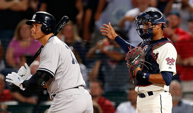 Intentional walks as we know them may soon be a thing of the past. (Getty)