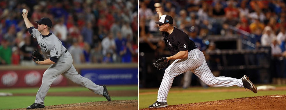 Barbato (left) via Getty, Pinder (right) via Presswire