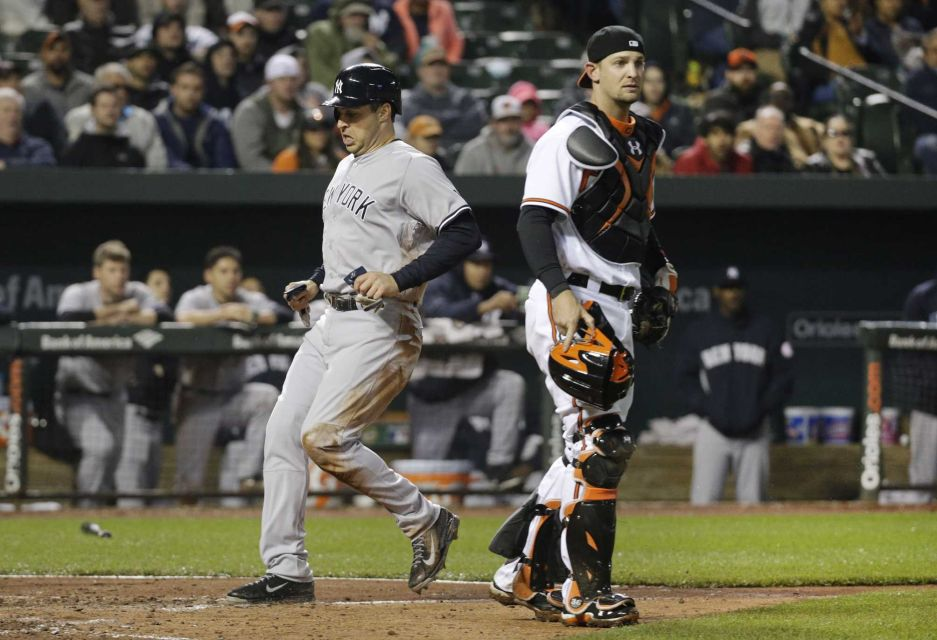 What is this thing you call home plate? (AP Photo)