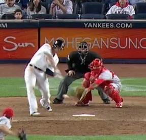 Chris Parmelee Home Run