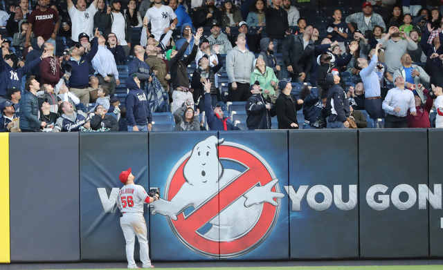 Who you gonna call? Chris Parmelee! (Presswire)