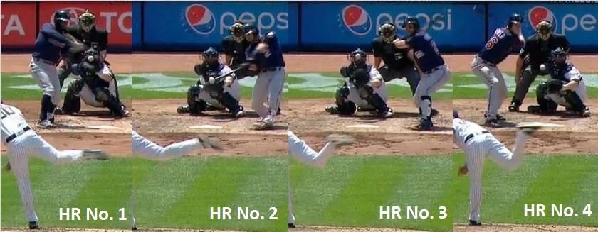 Nathan Eovaldi home runs