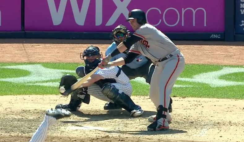 Chad Green Buster Posey
