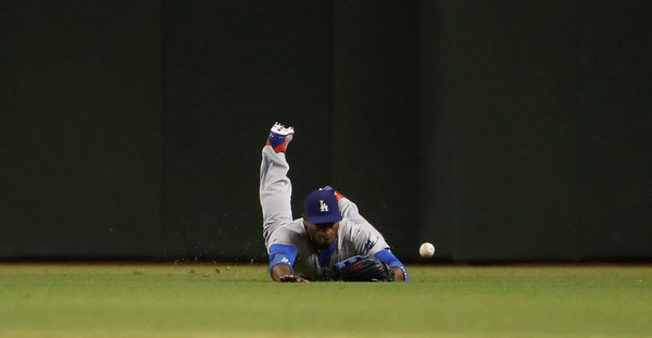 Puig. (Christian Petersen/Getty)