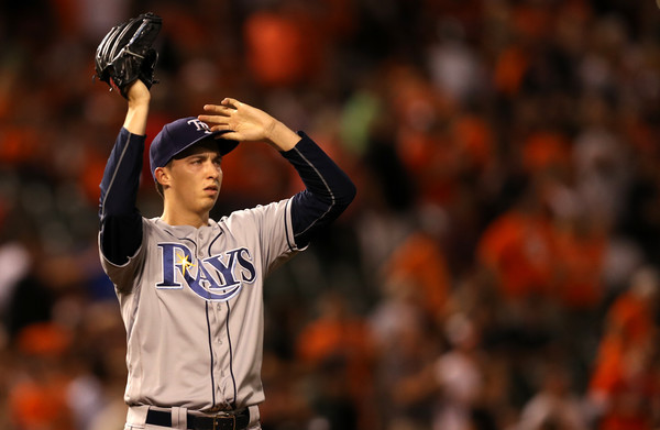 Snell. (Patrick Smith/Getty)