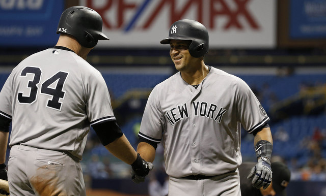 Seven hits between these two. (Presswire)