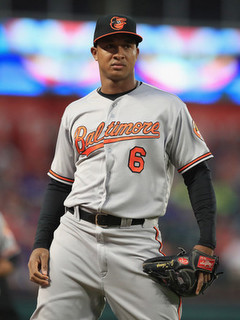 Schoop. (Ronald Martinez/Getty)