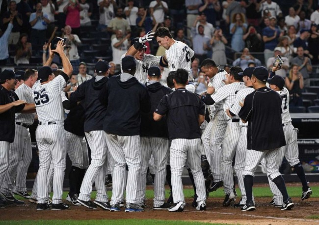 Yankees' 7-game winning streak ends with 4-2 loss to Rays