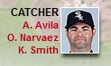 White Sox catchers
