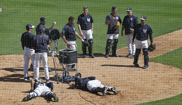 Spring Training is weird. (Presswire)