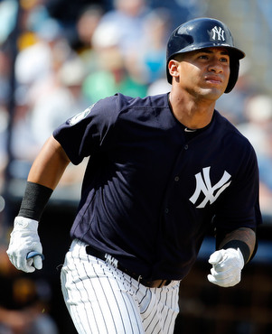 MLB: Spring Training-Pittsburgh Pirates at New York Yankees