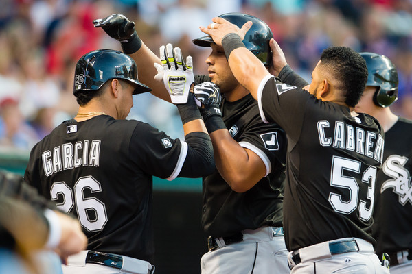 White Sox LF Melky Cabrera reinstated from paternity list