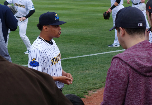 Justus Sheffield signing (Steven Tydings/River Ave. Blues)