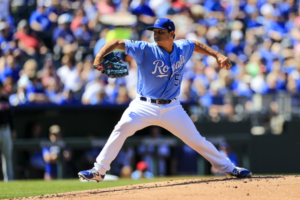 Vargas. (Brian Davidson/Getty Images North America)