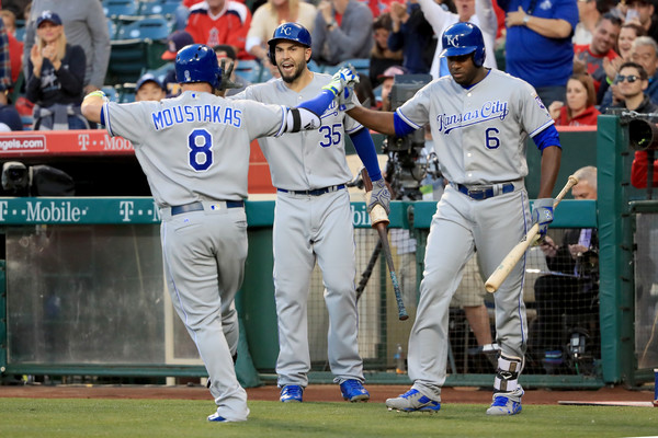 Four homers pace Royals as they pile on runs against the Yankees