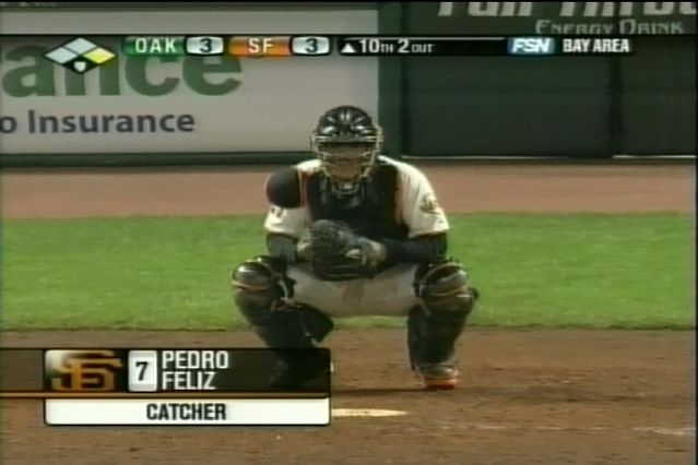 Pedro-feliz-catcher