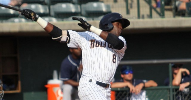 Florial. (Charleston RiverDogs)