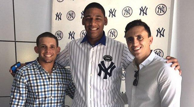 Garcia. (@BaseballAmerica)