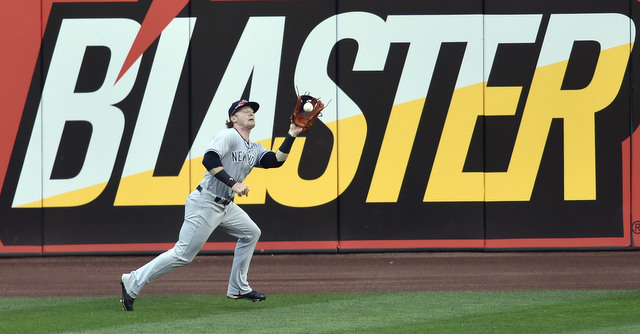 Frazier, Yanks overcome shaky Tanaka, beat Blue Jays 11-5