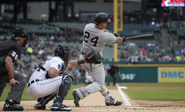 Fulmer, Tigers try to stop Yankees in series finale