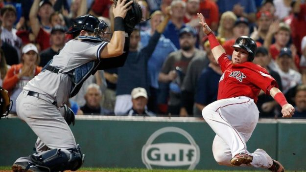 Red Sox Open Important 4-Game Set With Indians