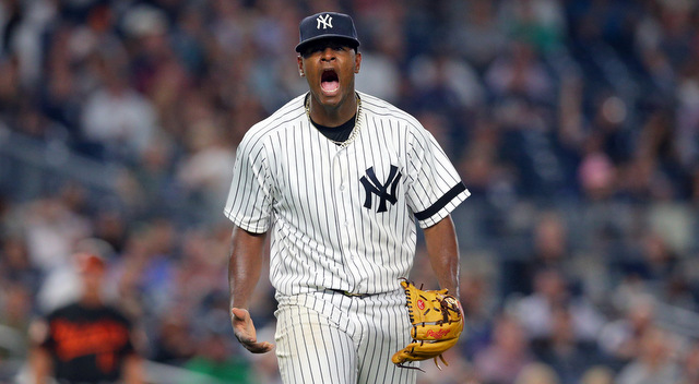 You wouldn't like Sevy when he's angry. (Presswire)