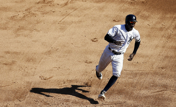 Sir Didi. (Adam Hunger/Getty)