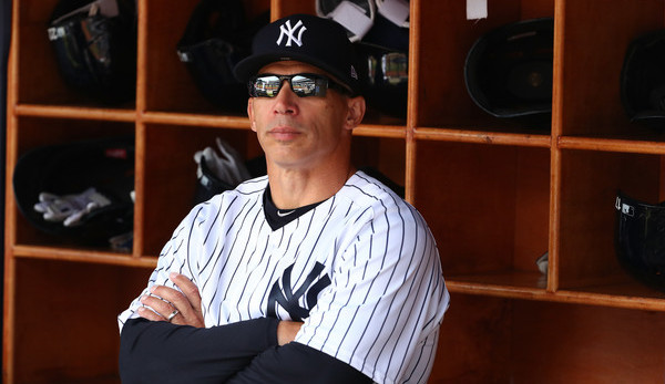 Joe Girardi out as Yankees manager