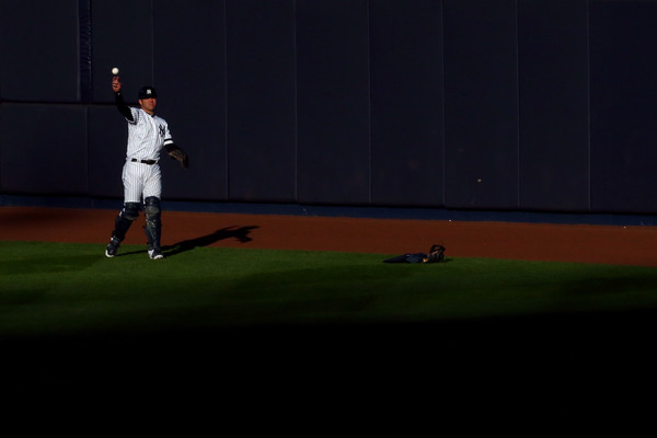 Romine. (Mike Stobe/Getty Images)