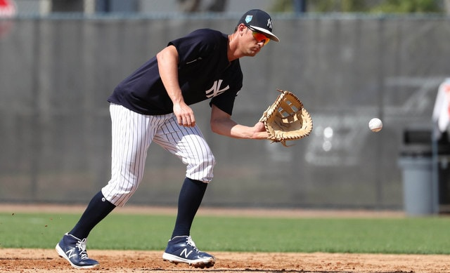 Greg Bird will have bone spur removed from right ankle, out 6-8 weeks - River Avenue Blues