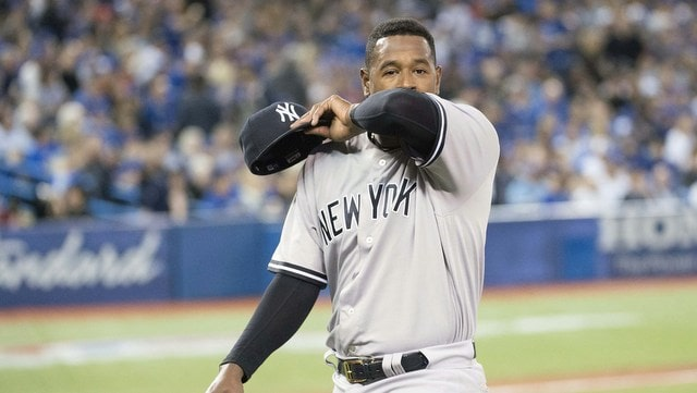 Blue Jays Rally in 8th To Top Yankees