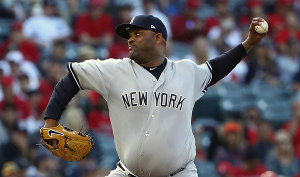 Vallejo High grad CC Sabathia dominant as New York Yankees beat Angels