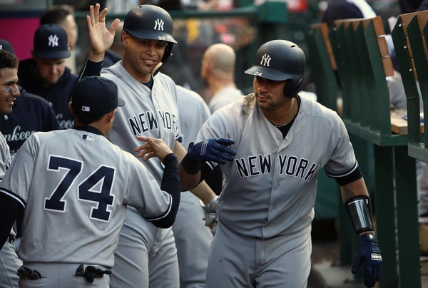 CC Sabathia, Yankees Shut Down Angels