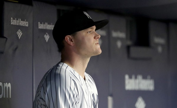 Reds finalizing trade for Yankees RHP Sonny Gray